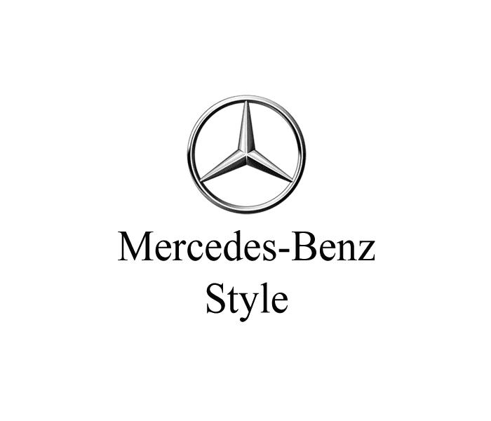 MERCEDES BENZ STYLE